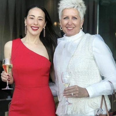 Marie Hillard & Jude Kingston
